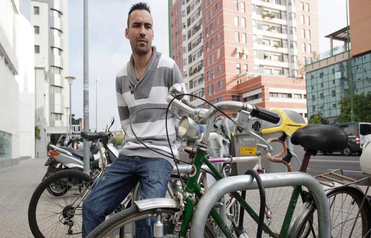 Español a las puertas de la cárcel por robar bicicleta