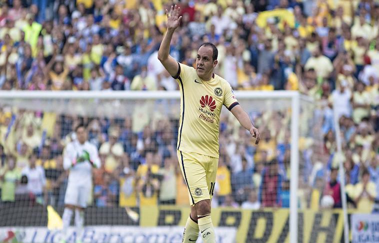 Cuauhtémoc Blanco se despide del fútbol con goleada