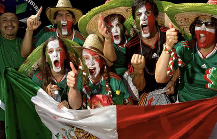 México quiere ser sede del Mundial de fútbol del 2026