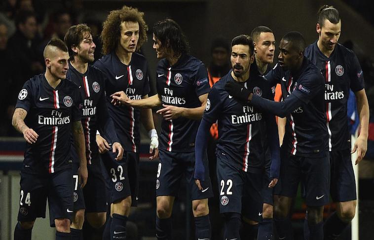 PSG eliminó al Chelsea