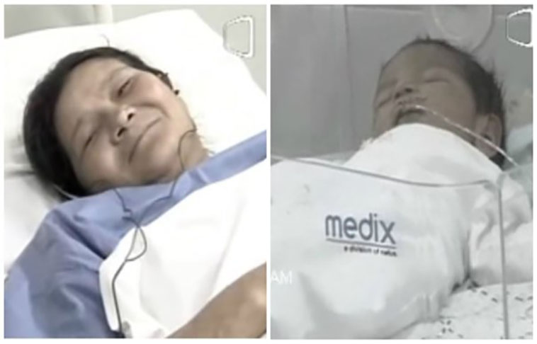 Mujer da a luz a su hijo número 20 en Paraguay