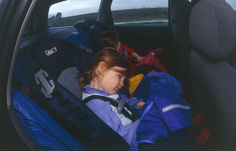 La Policía chequeará asientos de niños en Charlotte