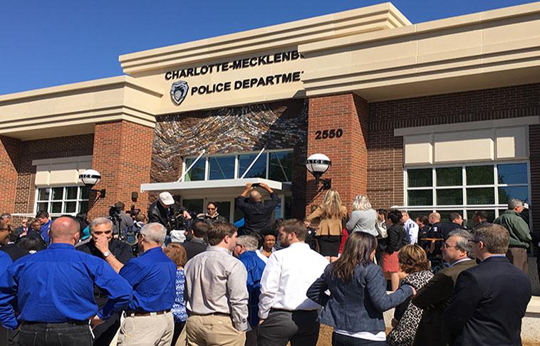 La Policía inaugura nueva estación Westover División