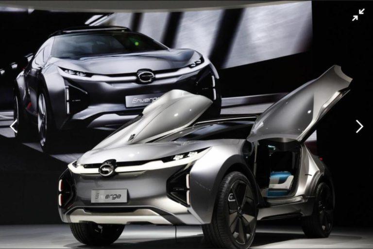 Los mejores carros del Auto Show Detroit 2018