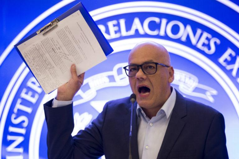 """Venezuela  """"listo"""" para firmar acuerdo con la oposición"""