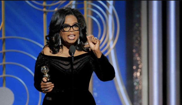 Oprah y su posible candidatura presidencial