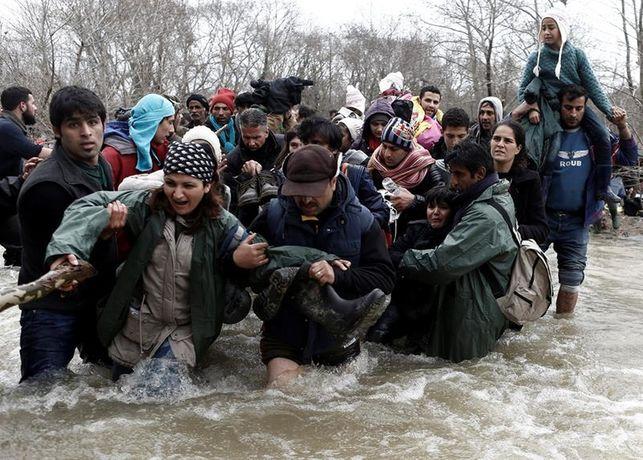 Trump reduce la cuota anual de refugiados