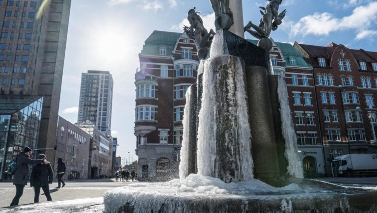 Ola de frío siberiano deja 24 muertos en Europa