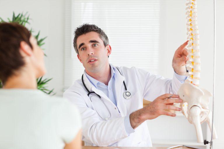 Cuidados quiroprácticos para el dolor de espalda