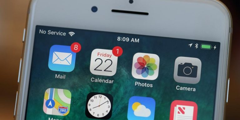 Código vital para el funcionamiento del iPhone se filtró en la web