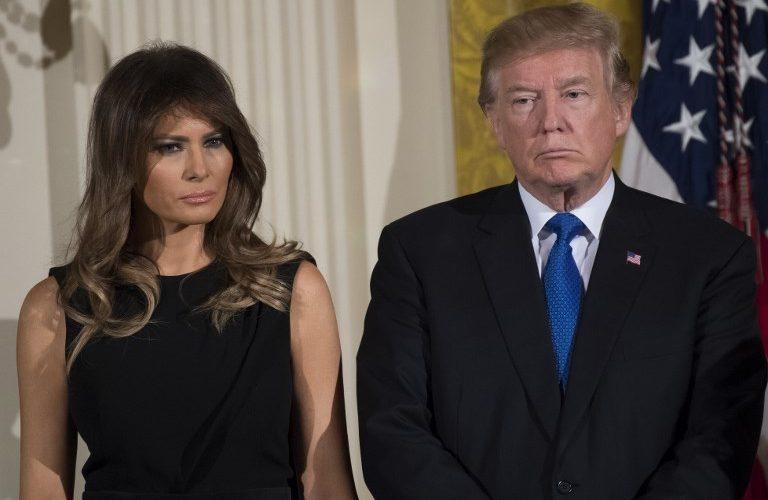 Padres de Melania Trump son residentes de EE.UU.