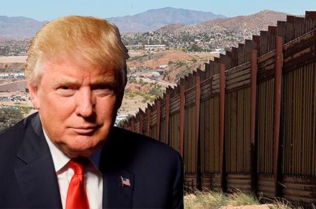 Así planea Trump financiar la construcción del muro