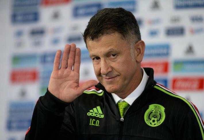 Osorio se ilusiona con mexicanos en Europa