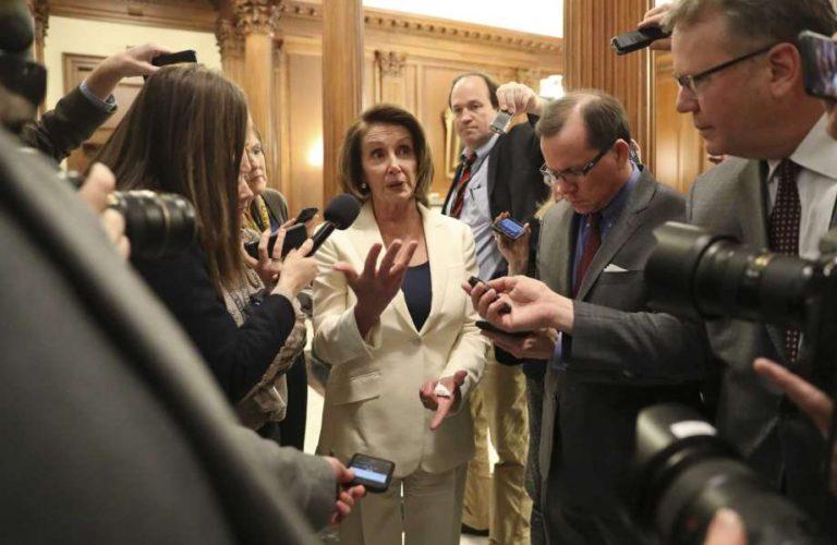 Congreso intenta asegurar un acuerdo presupuestario