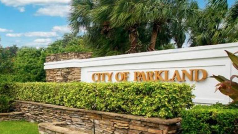 Parkland había sido declarada ciudad segura