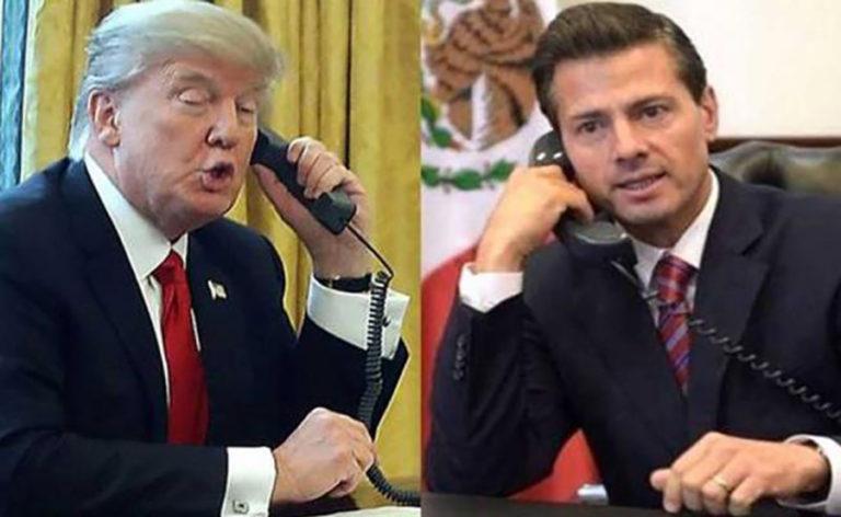 Choque a gritos entre México y EE.UU.