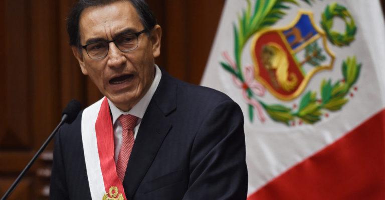 Martín Vizcarra, nuevo presidente de Perú tras ser aceptada renuncia de Kuczynski