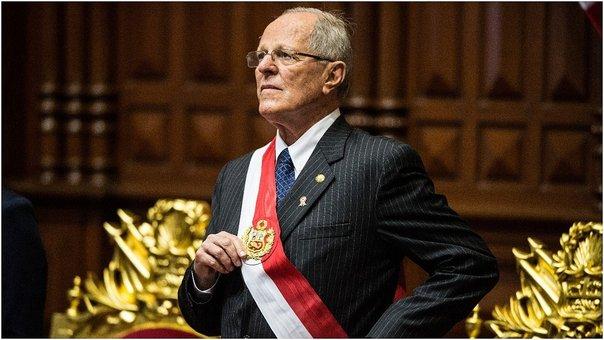 PPK renuncia a la presidencia del Perú