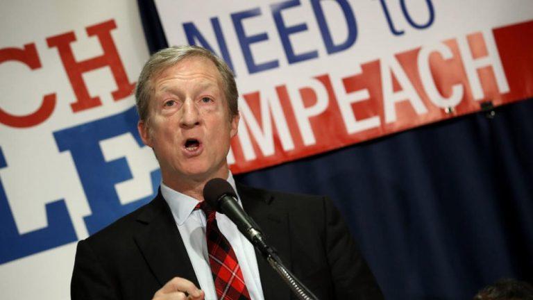 Multimillonario apoya a demócratas en Florida y California