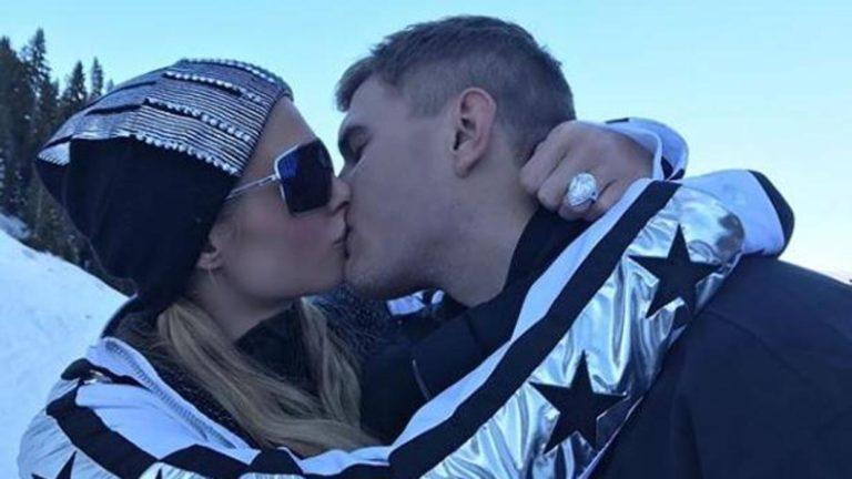 Paris Hilton pierde anillo de compromiso
