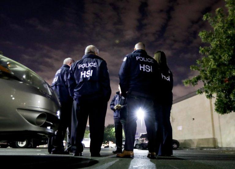 Se multiplicó los arrestos migratorios en lugares de trabajo