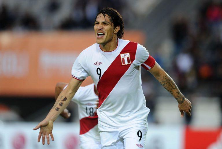 Guerrero, podrá jugar en el Mundial de Rusia