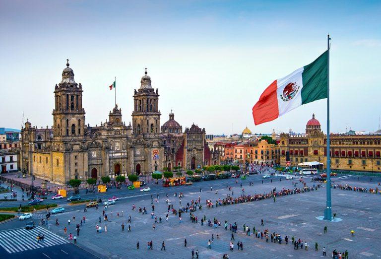 Caída del peso mexicano tras anuncio de plan de apoyo a Pemex