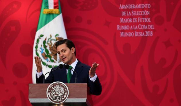 Candidato Anaya denuncia a Nieto en caso Odebrecht