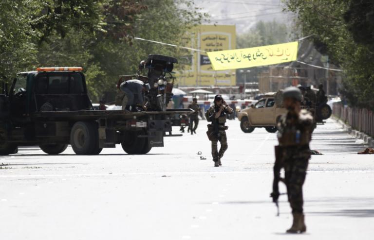 21 muertos en feriado en Afganistán