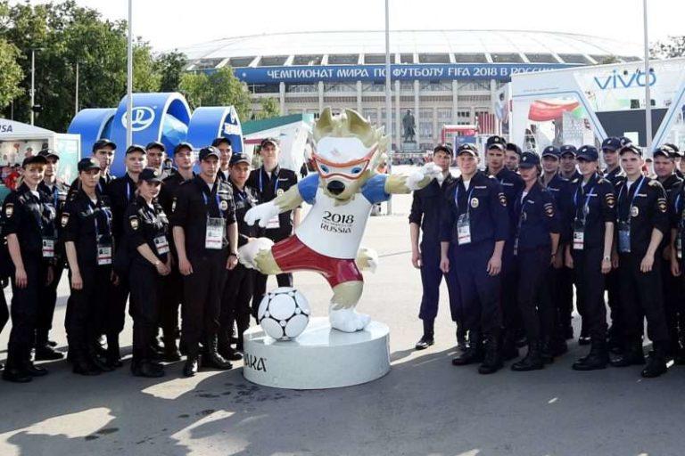 Se robaron a la mascota oficial del Mundial