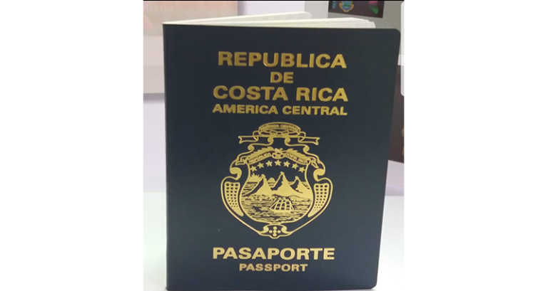 Trámites consulares para costarricenses