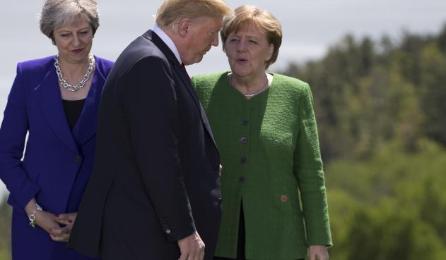 Alemania decide independientemente, dice Merkel
