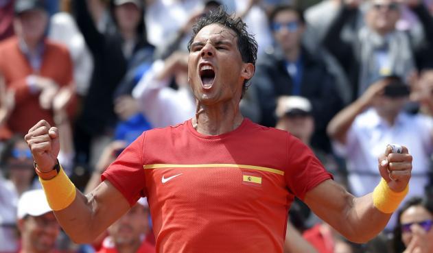Rafael Nadal buscaría reunir a los tenistas del futuro