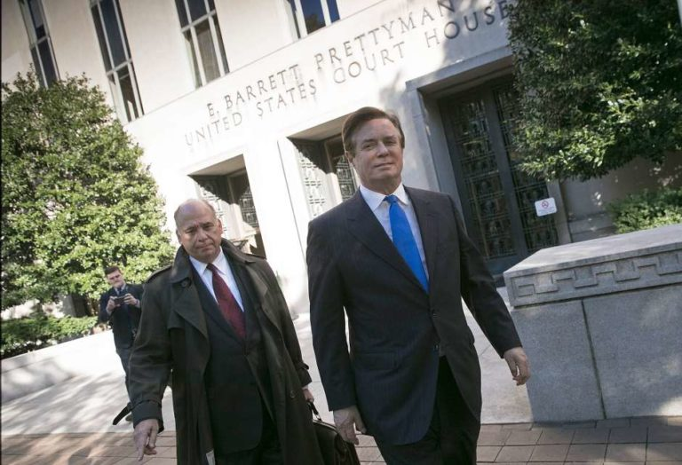 Culpable de ocho cargos a exjefe de campaña de Trump