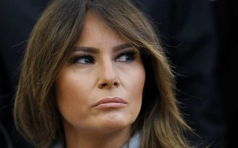 Melania habla sobre su divorcio y ataques contra Trump