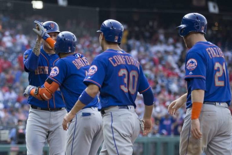 Mets propina paliza histórica a Philadelphia