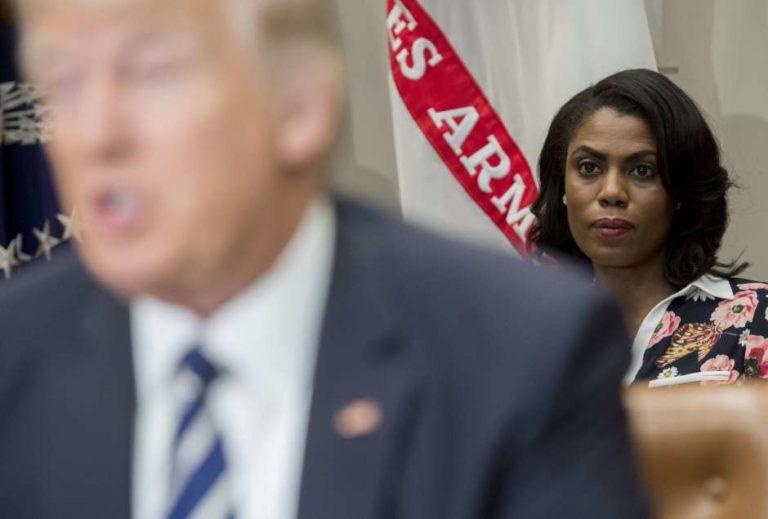 Ex-asesora de Trump revela audios secretos