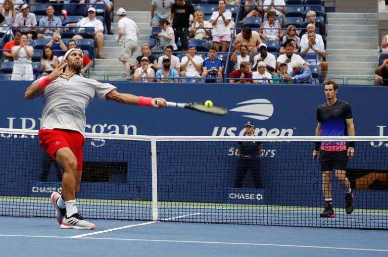 Polémica en el US Open por confusión tensó el partido