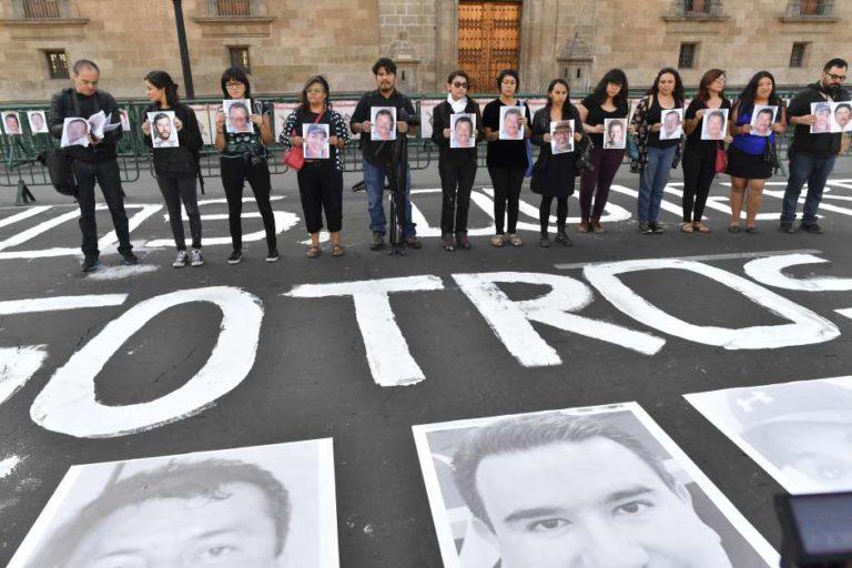 138 periodistas asesinados en México