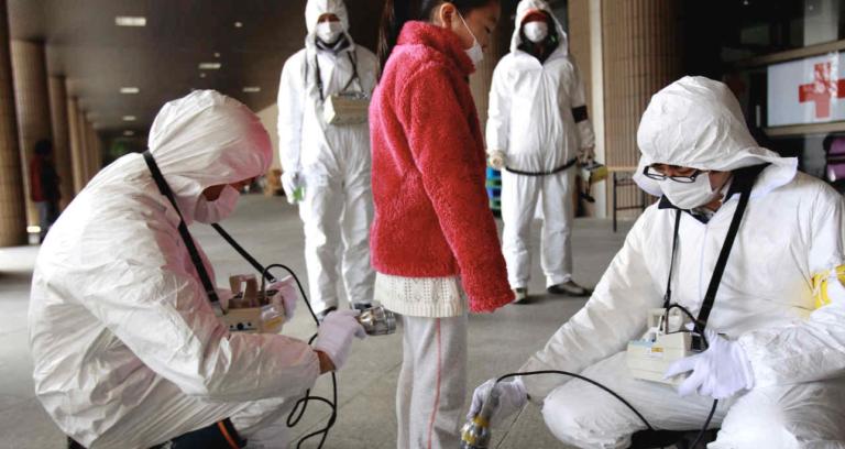 Alerta máxima en centrales nucleares por Florence