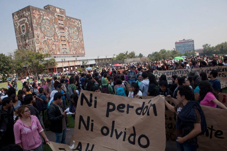 Finaliza paro de la UNAM