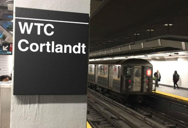 Reabren estación de metro en NY