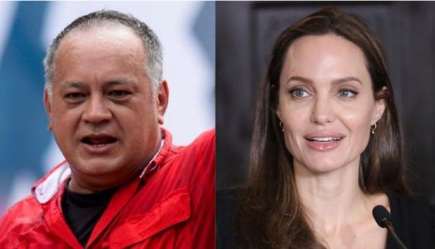Cabello y Angelina Jolie