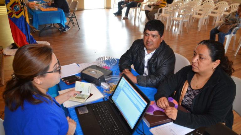 Jornada consular para ecuatorianos