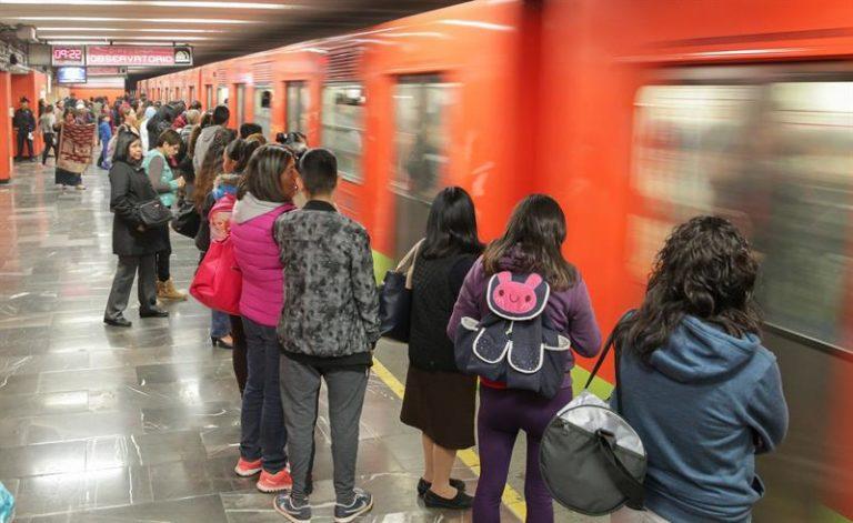 El Metro de la Ciudad de México ¡en alerta roja!