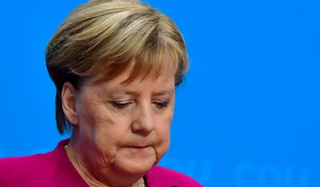 Ángela Merkel anuncia que no va más en la política de Alemania
