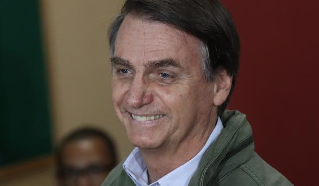 Ultraderechista Jair Bolsonaro, nuevo presidente de Brasil