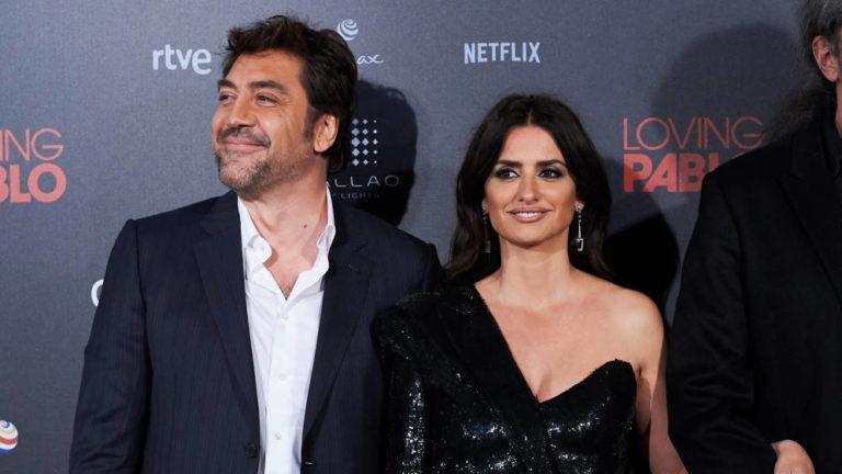 Penélope Cruz y el filme de Pablo Escobar