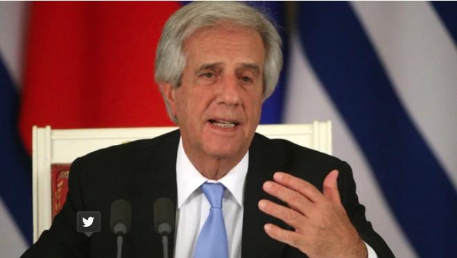 Tabaré autorizó ingreso de tropas de los EEUU a Uruguay para el G20