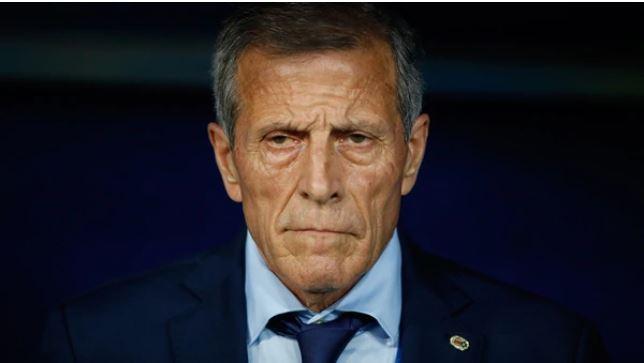 """""""Maestro"""" Tabárez se quejó de sanciones inexistentes"""